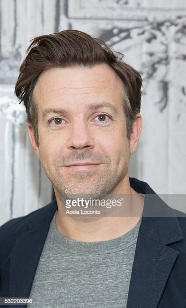 Jason Sudeikis attends 'The Angry Birds Movie' At AOL Build at AOL on May 18 2016 in New York City