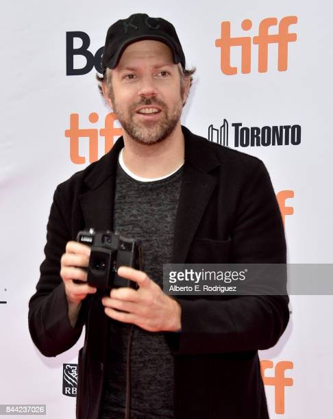 Jason Sudeikis attends the 'Kodachrome' premiere during the 2017 Toronto International Film Festival at Princess of Wales Theatre on September 8 2017...