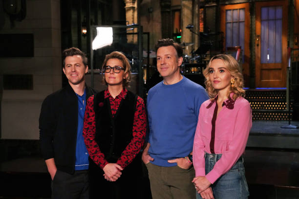 "NY: NBC'S ""Saturday Night Live"" - Jason Sudeikis, Brandi Carlile"