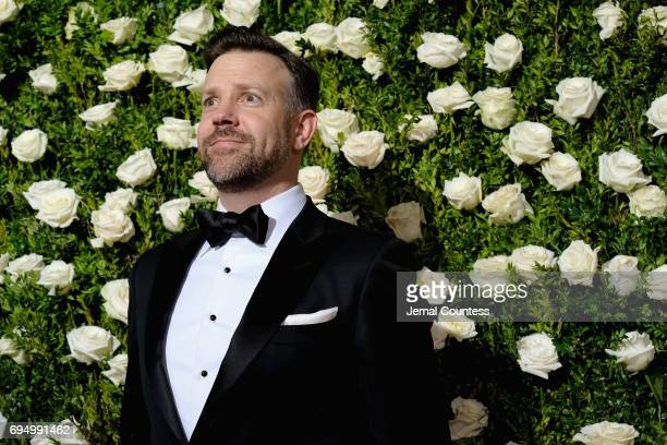 Jason Sudekis attends the 2017 Tony Awards at Radio City Music Hall on June 11 2017 in New York City