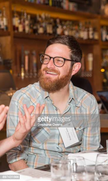 Jason Sussberg attends the DGA Reception during 2017 Los Angeles Film Festival at City Tavern on June 16 2017 in Culver City California