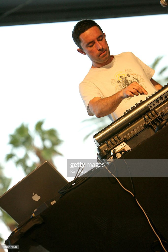 Coachella Valley Music And Arts Festival 2008 - Day 2 : ニュース写真