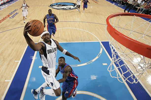 3c8b47070 Jason Terry  31 of the Dallas Mavericks takes the ball to the basket over  Will
