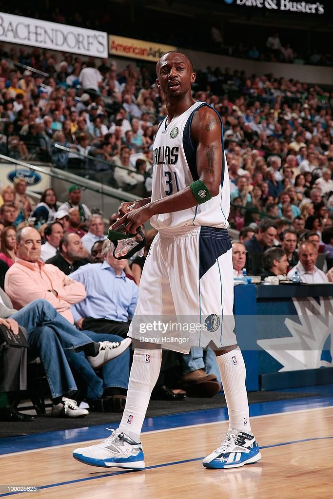 Jason Terry #31 of the Dallas Mavericks walks to the bench during the game against the Orlando Magic on April 1, 2010 at American Airlines Center in Dallas, Texas. The Magic won 97-82.