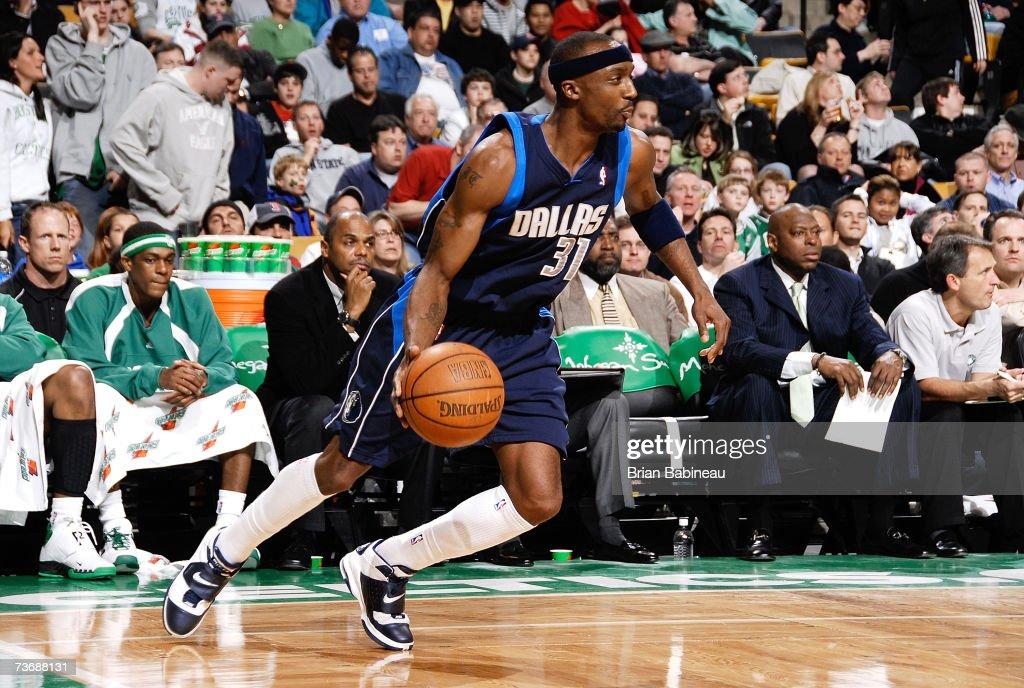 Dallas Mavericks v Boston Celtics : Nachrichtenfoto