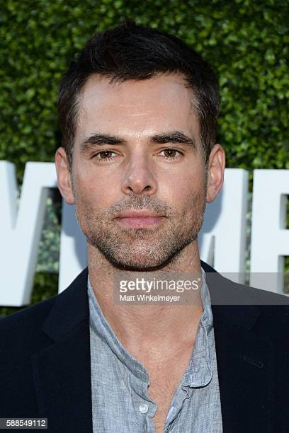 Jason Thompson arrives at the CBS CW Showtime Summer TCA Party at Pacific Design Center on August 10 2016 in West Hollywood California