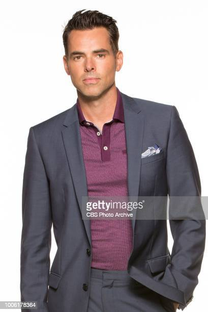 Jason Thompson plays Billy Abbott on THE YOUNG THE RESTLESS