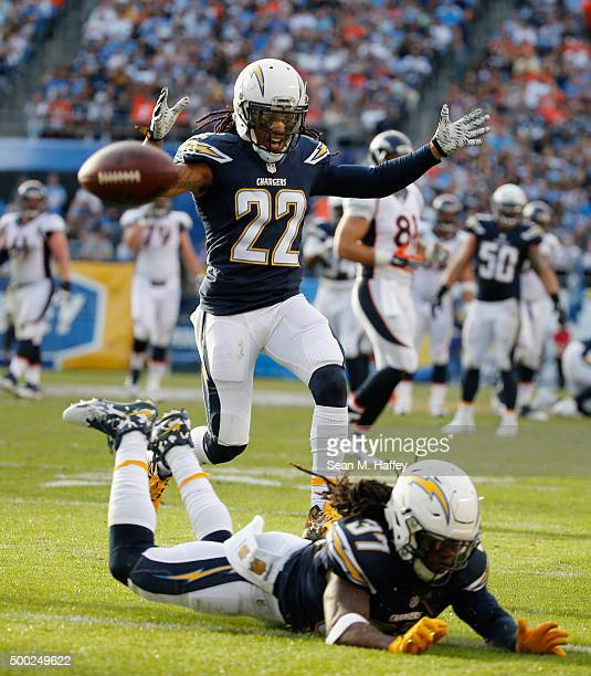 San Diego Chargers Arizona Cardinals: Jahleel Addae Pictures And Photos