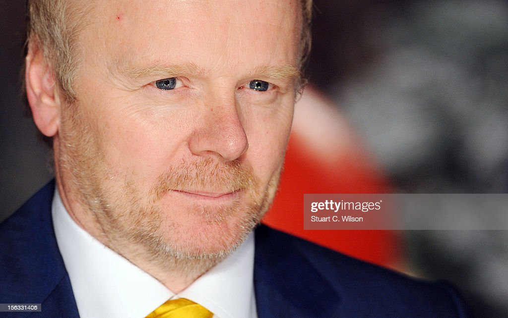 Jason Watkins attends the 'Nativity 2: Danger In The Manger' premiere at Empire Leicester Square on November 13, 2012 in London, England.