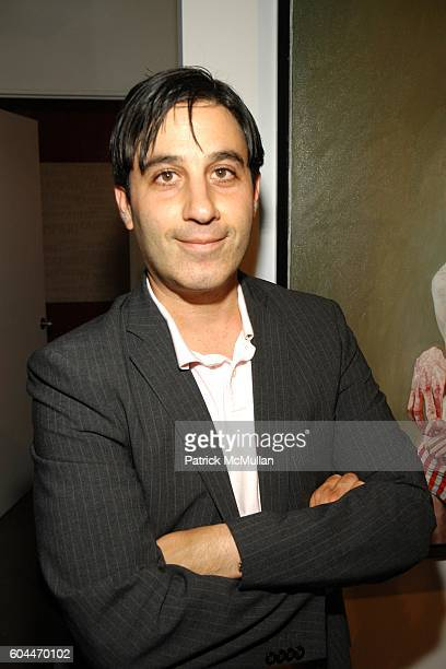 Jason Weinberg attends House of Campari and Flannt Magazine Present a Musical Performance by Joe Purdy at Los Angeles on August 1 2006