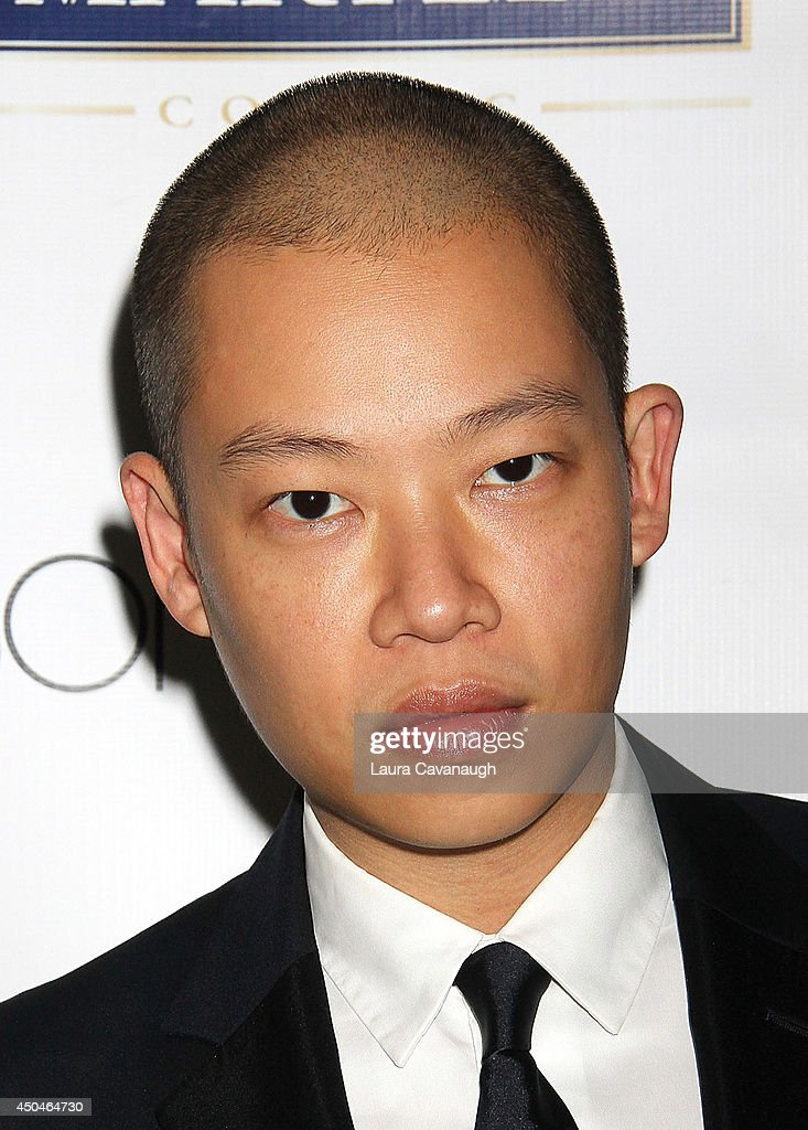 Jason Wu attends the 2014 Young Friends Of ACRIA Summer Soiree at Highline Stages on June 11, 2014 in New York City.