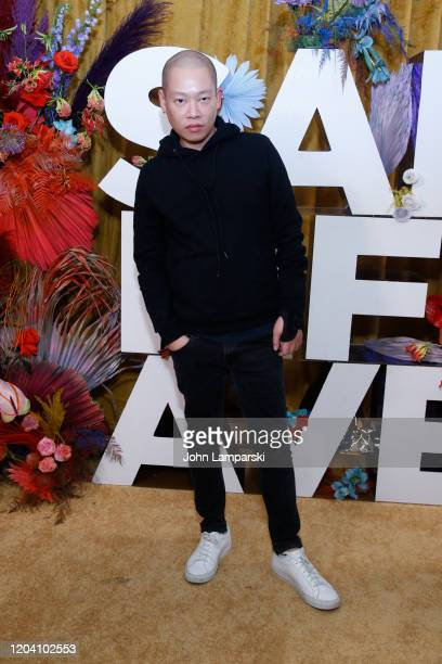 Jason Wu attends the first anniversary celebration of L'Avenue at Saks on February 04 2020 in New York City