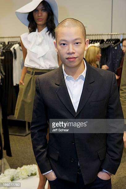 Jason Wu attends the Nordstrom, Jason Wu and Vanity Fair Celebration of the launch of Miss Wu on January 10, 2013 in Chicago, IL.