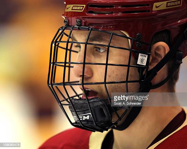 University Of Denver Jason Zucker Stock Pictures Royalty Free