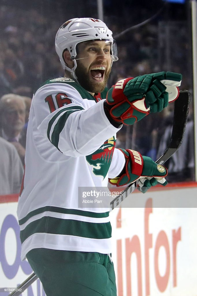 Minnesota Wild v New York Islanders : ニュース写真