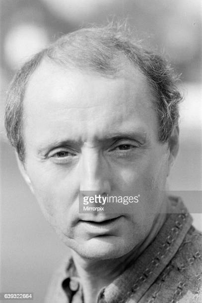 Jasper Carrott, comedian, actor, television presenter and personality, at the Belfry Golf Course, on Ryder Cup practice day, 21st September 1989.