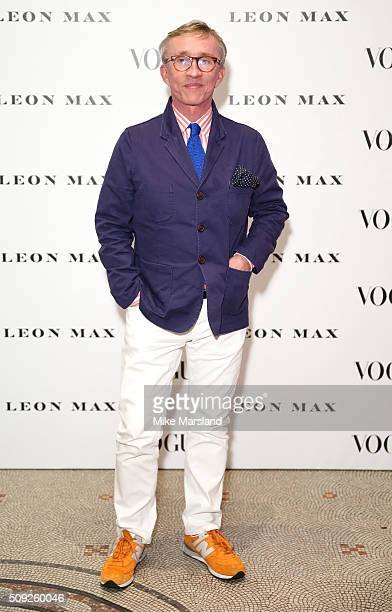 Jasper Conran attends at Vogue 100 A Century Of Style atNational Portrait Gallery on February 9 2016 in London England