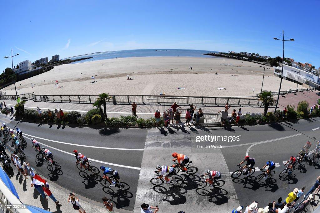 107th Tour de France 2020 - Stage 10 : News Photo