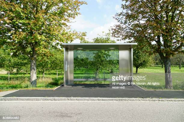 Jasper Morrison Bus Stop, Weil am Rhein, Germany