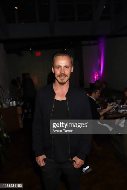 Jasper Pakkonen attends Common's 5th Annual Toast to the Arts at Ysabel on February 22 2019 in West Hollywood California