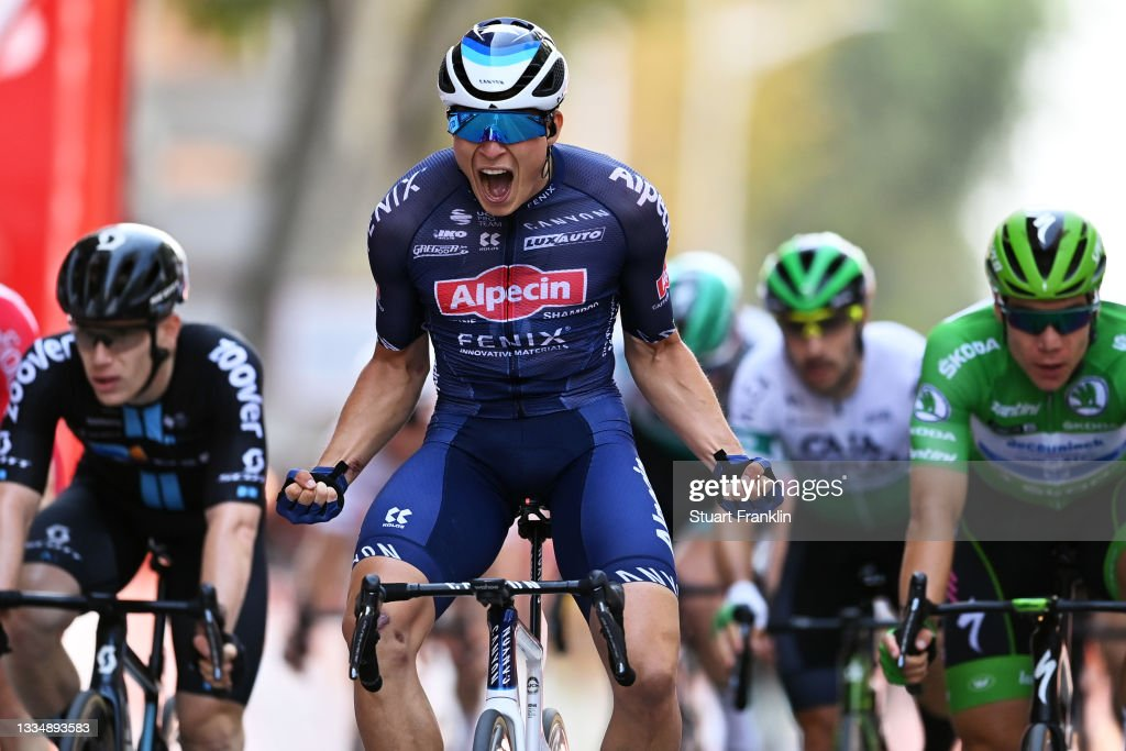 76th Tour of Spain 2021 - Stage 5 : ニュース写真