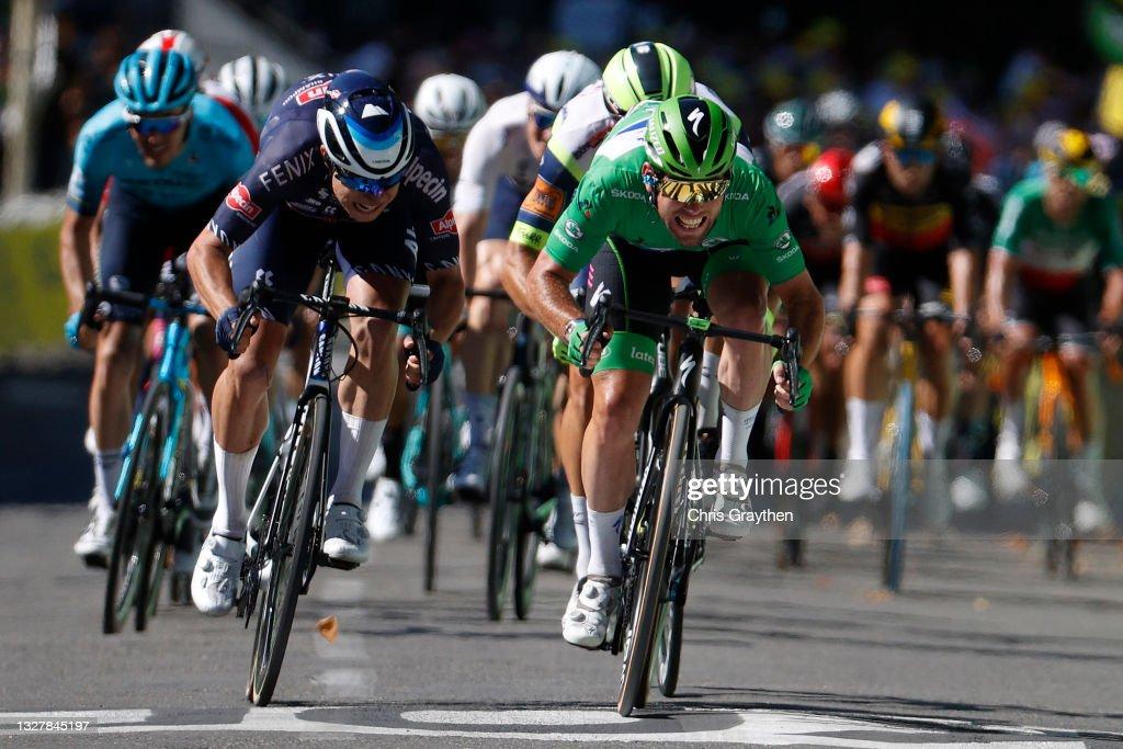 108th Tour de France 2021 - Stage 13 : Nieuwsfoto's