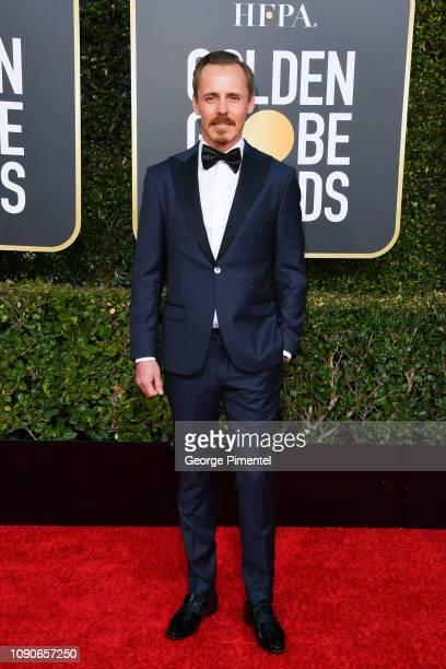 Jasper Pääkkönen attends the 76th Annual Golden Globe Awards held at The Beverly Hilton Hotel on January 06, 2019 in Beverly Hills, California.