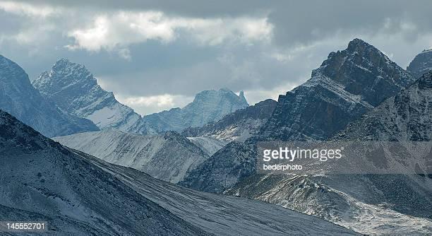 Jasper ranges