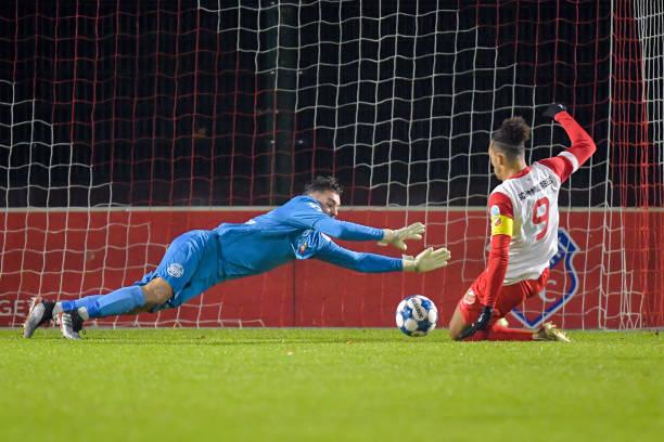 NLD: Jong FC Utrecht v Telstar - Dutch Keuken Kampioen Divisie