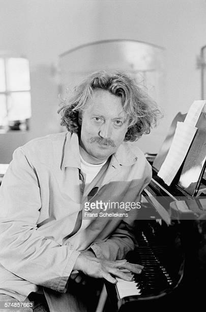 Jasper van 't Hof, piano, on August 26th 1996 at home in Harfsen, the Netherlands.