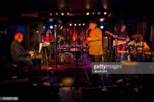 Jasper van't Hof's Pili Pili performing on November 10 at Quasimodo Berlin Germany