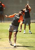 adelaide australia jasprit bumrah india bowls