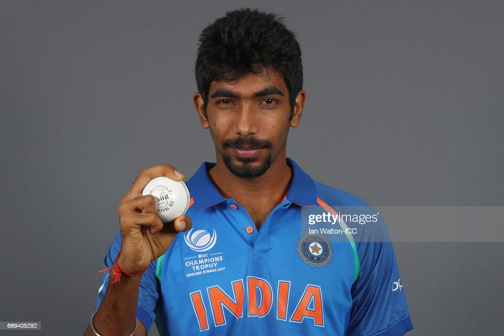 ICC Champions Trophy - India Portrait Session