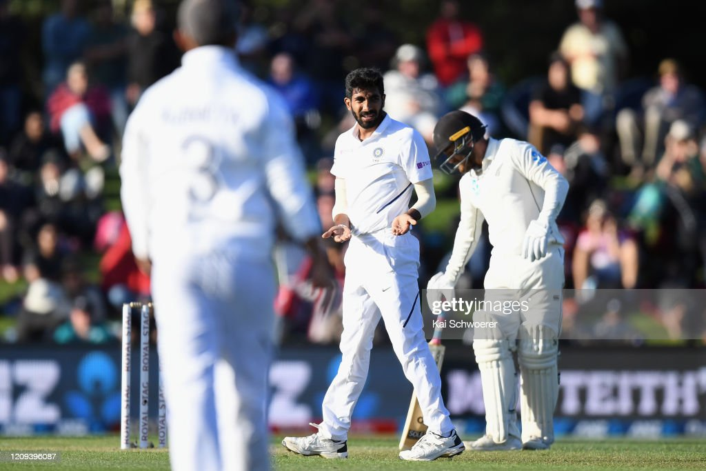 New Zealand v India - Second Test: Day 1 : News Photo