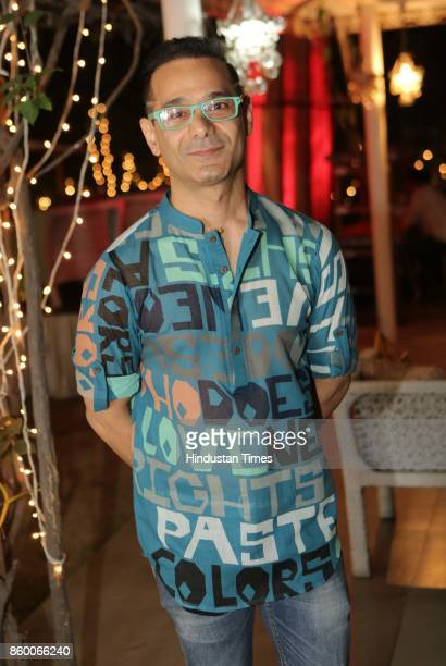 Jattinn Kochhar during the launch of the nonfiction book Borderline by author Shabri Prasad Singh at the Lawns of Hotel Diplomat Chanakyapuri on...