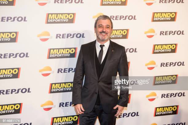 Jaume Collboni attends the photocall of the 70th Mundo Deportivo Gala on February 5 2018 in Barcelona Spain