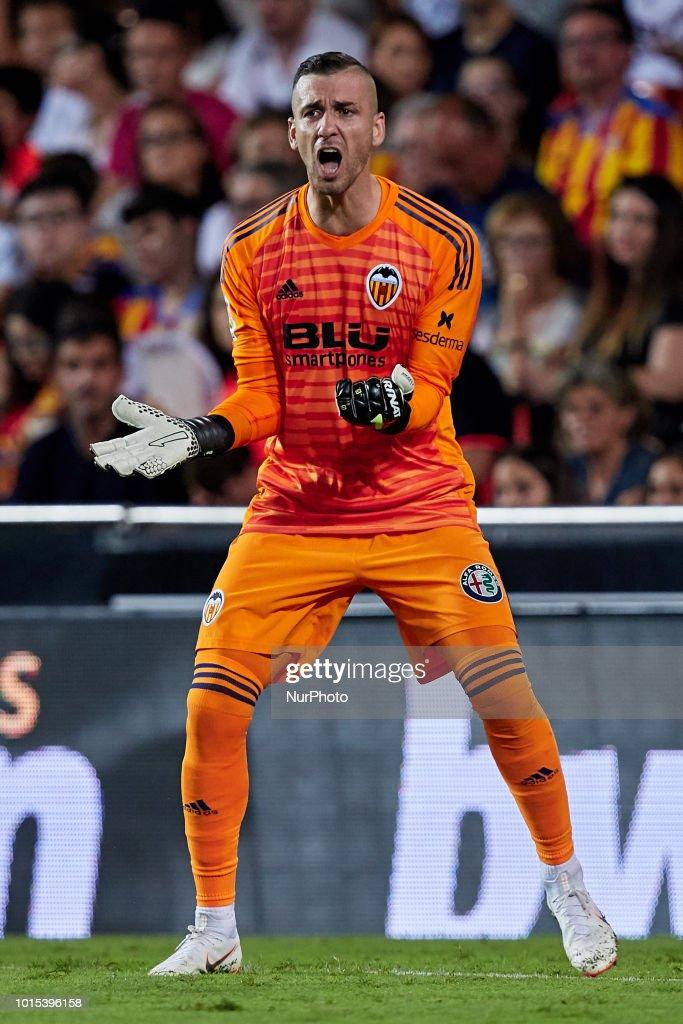 Maillot Extérieur Valencia CF Domenech