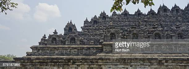 Java, Borobudur - buddhist temple
