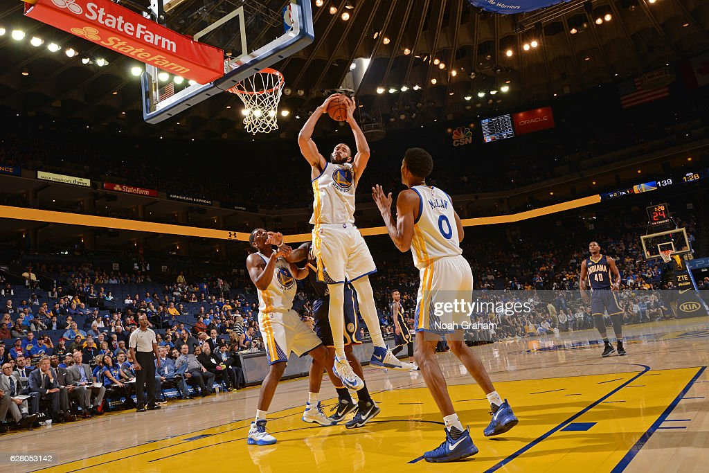 Indiana Pacers v Golden State Warriors