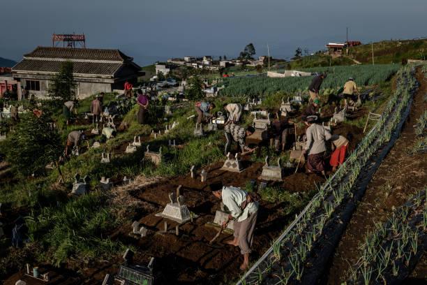 IDN: Javanese Muslims Take Part In Nyadran Ritual