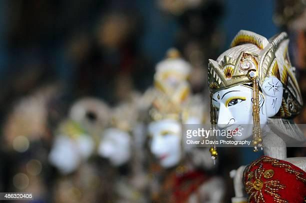 Javanese Puppet Dolls