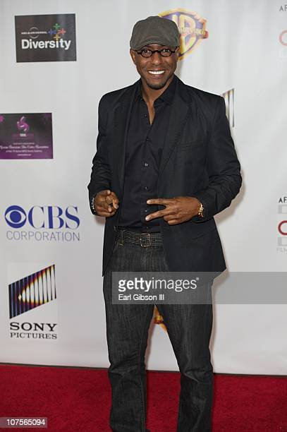 Javen appears on the red carpet for the 2nd Annual AAFCA Awards on December 13 2010 in Los Angeles California
