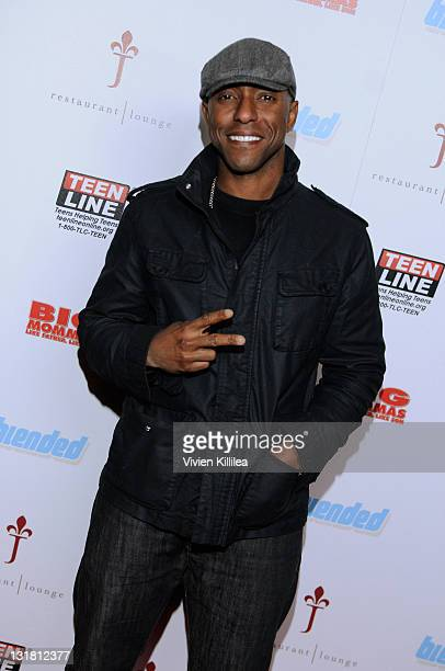 Javen Campbell attends the NBA AllStar Weekend Premiere Party For Big Momma's Like Father Like Son at J Lounge on February 19 2011 in Los Angeles...