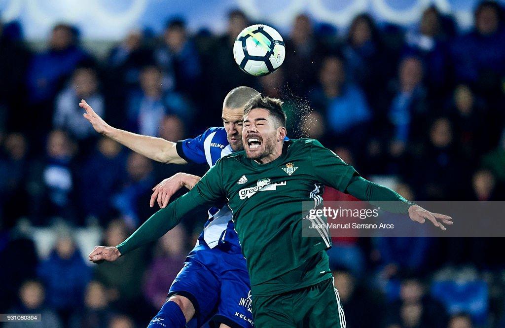 Deportivo Alaves v Real Betis - La Liga