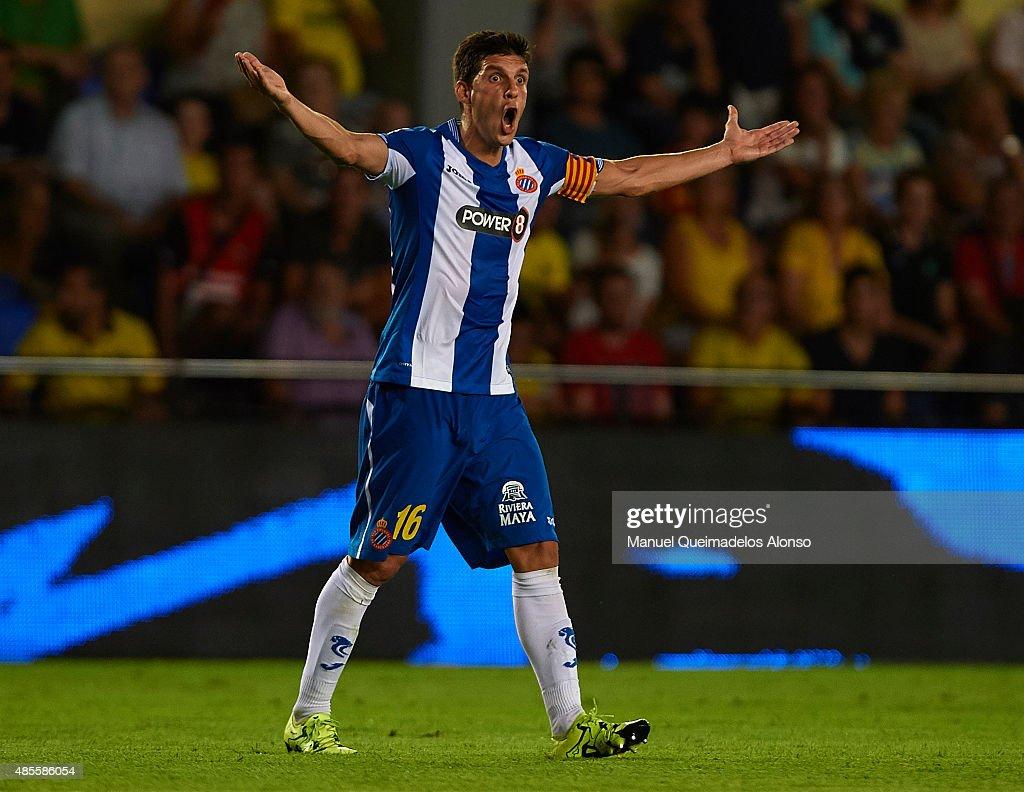 Villarreal CF v Real CD Espanyol - La Liga