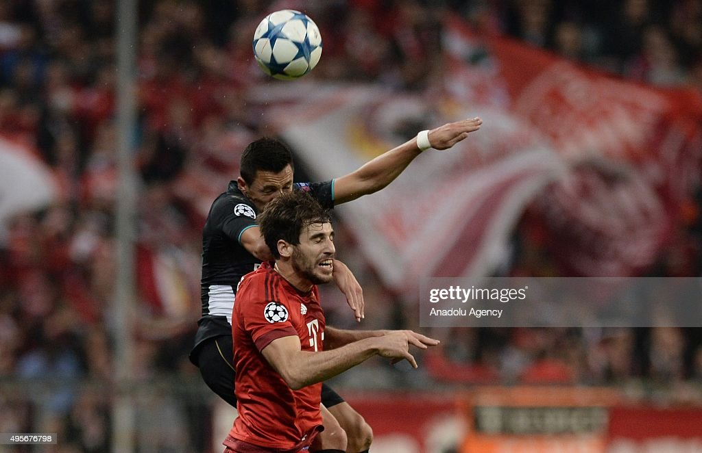 Bayern Munich vs Arsenal FC -UEFA Champions League : ニュース写真