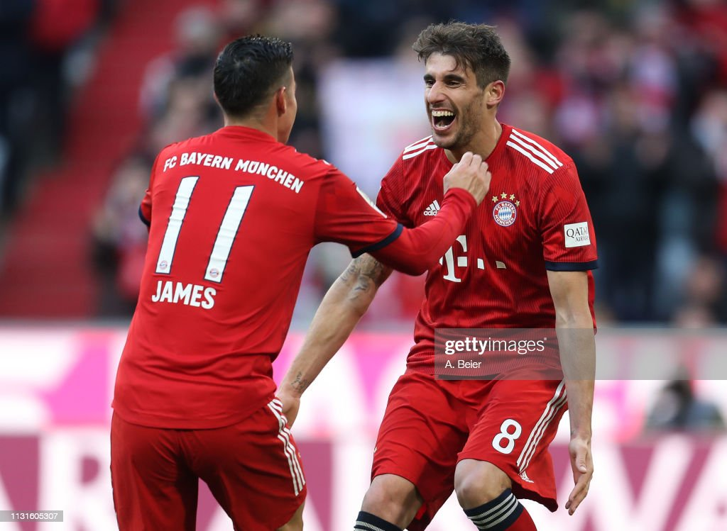 DEU: FC Bayern Muenchen v Hertha BSC - Bundesliga