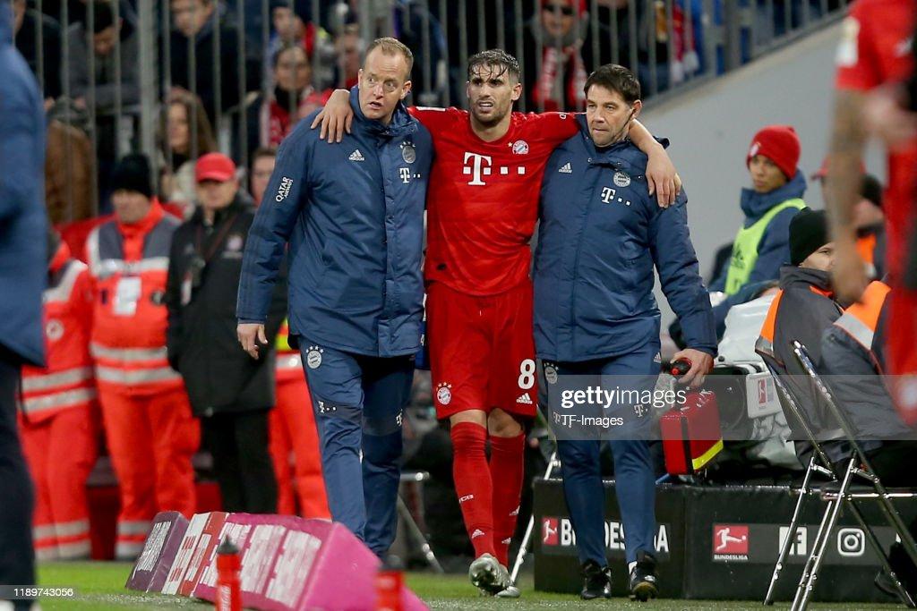 FC Bayern Muenchen v VfL Wolfsburg - Bundesliga : News Photo