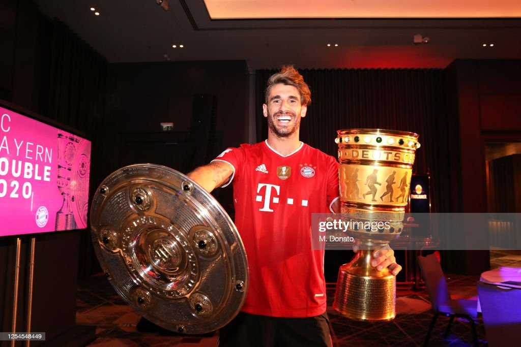 FC Bayern Muenchen DFB Cup Final's Night 2020 : News Photo