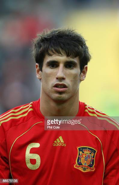 Javi Martinez of Spain during the UEFA U21 European Championships match between England and Spain at the Gamia Ullevi on June 18 2009 in Gothenburg...